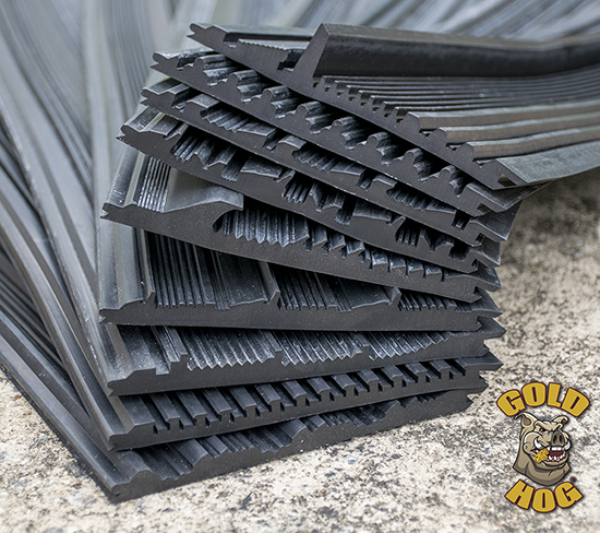 goldhog sluice mats
