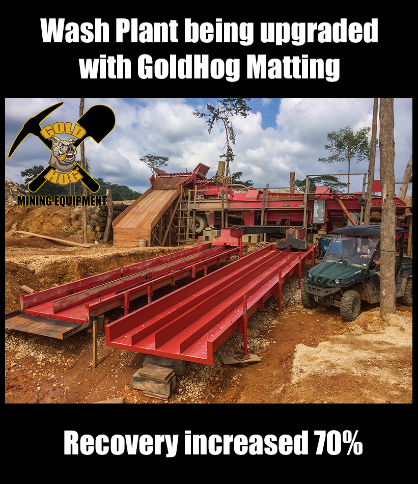 Gold Prospecting is a fairly simple formula. Read how Doc explains it with Mining math.